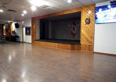 Royal Canadian Legion - Branch 104 - Club Room - Innisfail, AB